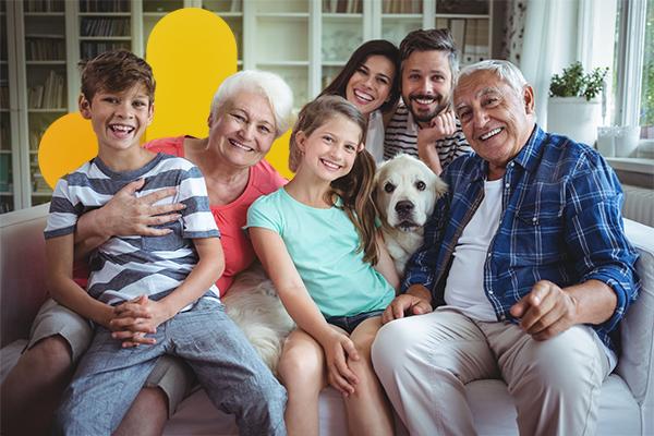 Toda la familia queda protegida con Goctors Plus